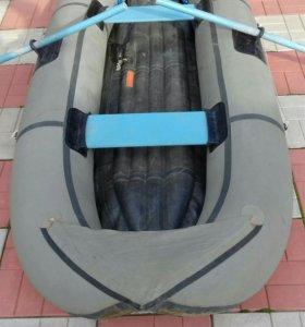 Лодка резиновая Уфимка-21