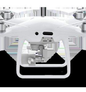 Аренда и аэросъёмка квадрокоптер DJI Phantom 4 pro