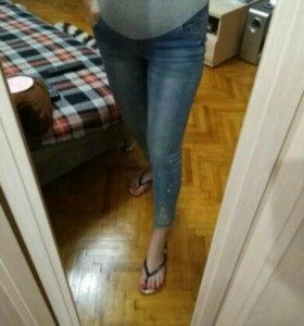 Джинсы для беременной