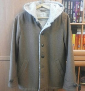 Парка-пальто на подростка