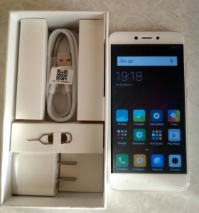 Xiaomi redmi 4x 2/16  и 4/64
