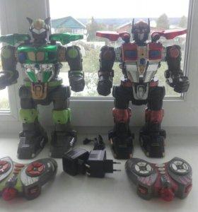 Роботы боксеры