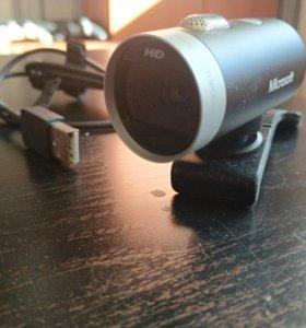 Веб-камера Microsoft Lifecam