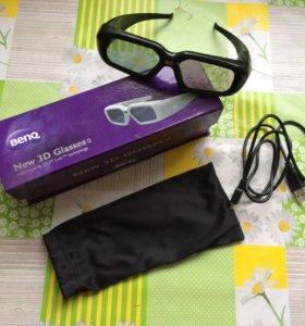 3D очки bend