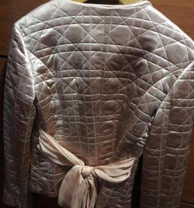 Пиджак стёганый