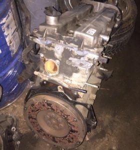 Двигатель zetec 2.0 ford mondeo 2