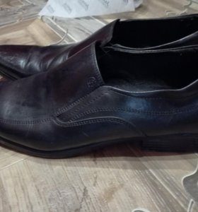 Туфли кожаные мужские 43р
