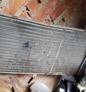 Ваз 21010 вентилятор и радиатор