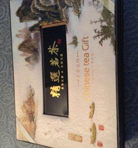 Подарочная коробка из-под чая