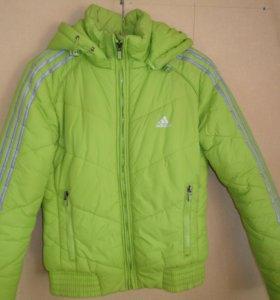 Зимняя куртка Adids