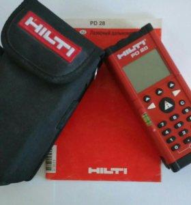 Лазерный измерительный прибор HILTI PD 28