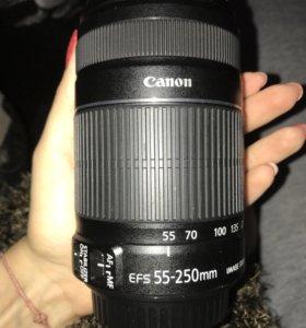 Canon efs 55-250