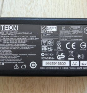 LITEON 090183-11 19V 3.42A AC Notebook Power