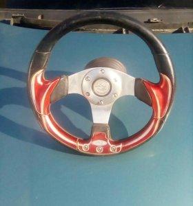 Руль под спорт 2110-12