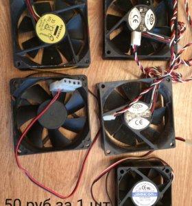 Куллеры и радиаторы