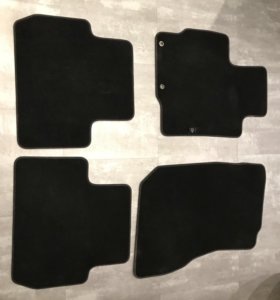Ворсовые коврики на Митсубиши аутлендер