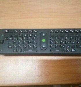 Пульт для компьютера или приставки с гироскопом