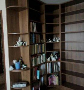 Стеллаж - библиотека для книг