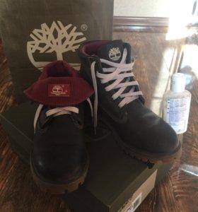 Мужские ботинки Timberlands размер 8 оригинал