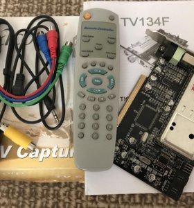 Тв Тюнер TV Tuner Acorp TV134F