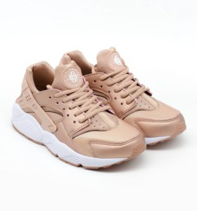 Nike Huarache Rose Gold новые