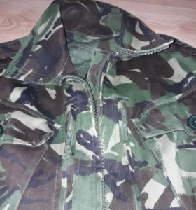 Куртка комуфляжная армейская