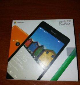 Продам телефон Microsoft lumia 535 Dual