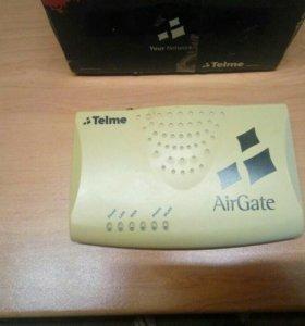 Telme AirGate DSL wi-fi роутер