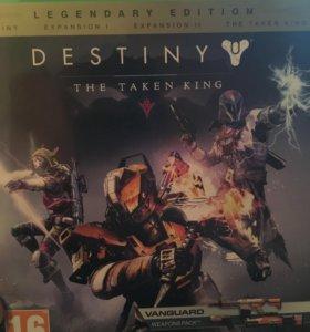 Destiny legendary edition Xbox one