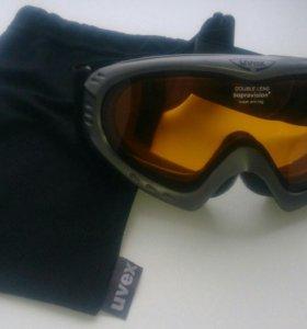 Uvex горнолыжные очки