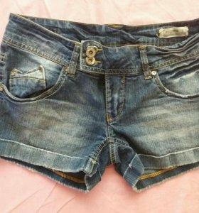 Джинсовые женские шорты Терранова размер s