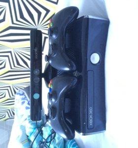 Продам Xbox360 500gb в хорошем состоянии