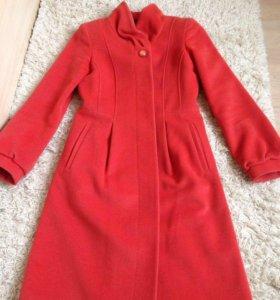 Пальто женское р 44