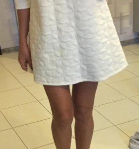 Платье и балетки