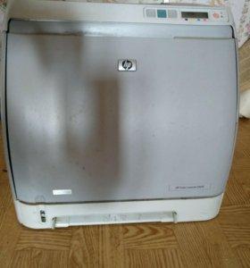 Принтер hp color laserjet 2605