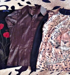 Кофточка и блуза