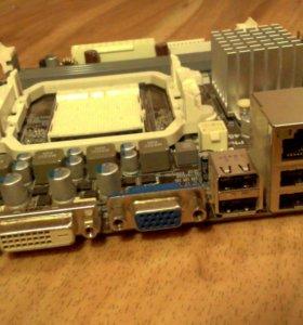 Материнская плата AM3+ DDR3