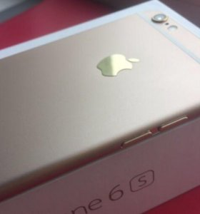 iPhone 6S Gold 💎