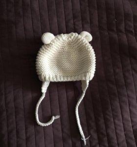 Детская шапка Zara 6-12
