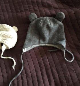 Детская шапка 6-12
