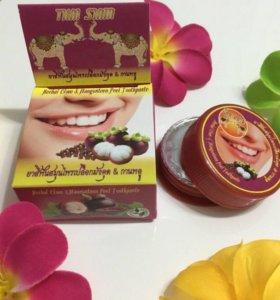 Зубная паста с экстрактом мангостина 25 гр Тайланд