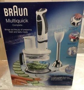 Блендер Новый многофункциональный Braun