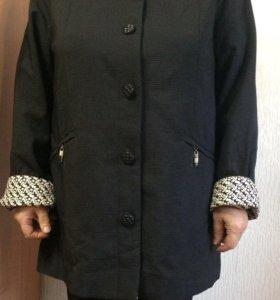 Пиджак женский с 48-56 размеры