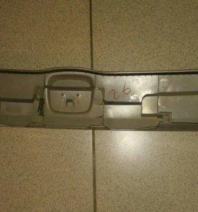 Накладка на крышку багажника
