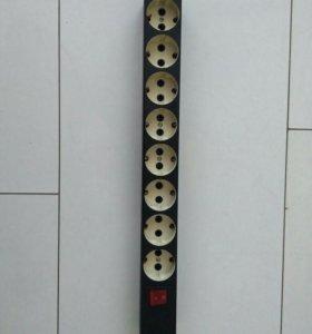 Блок розеточный бр10-008