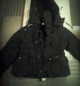 Куртка 4-6 лет