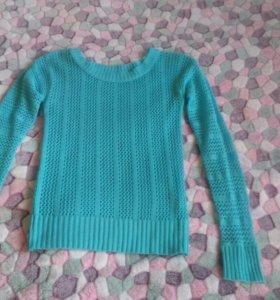 Кофточка- свитер жеская