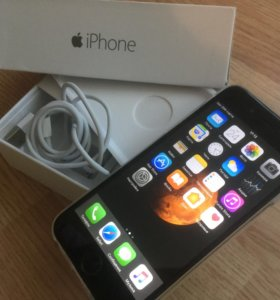 iPhone 6 , 16 Gb , Space gray