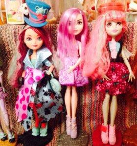 Куклы MonsterHigh ,EverAfterHigh,возможен обмен!!)