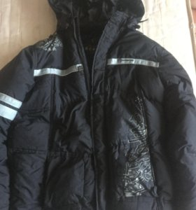 Куртка на мальчика-подростка outventure